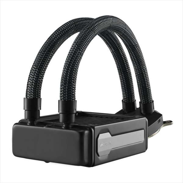 CableMod AIO Sleeving Kit Series 1 for Corsair Hydro Gen 2 - CARBON (CM-ASK-S1KC-R)