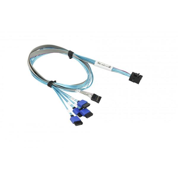 Supermicro CBL-SAST-0948 60cm Cable