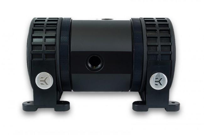 【取寄せ商品:通常納期約1週間】 EK WaterBlocks EK-XTOP Revo Dual D5 PWM Serial - (incl. 2x pump)