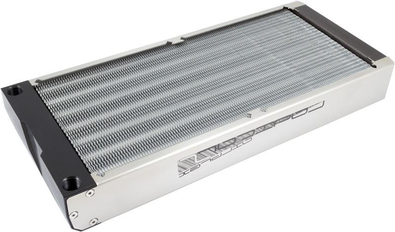 aquacomputer airplex radical 2/280, aluminum fins