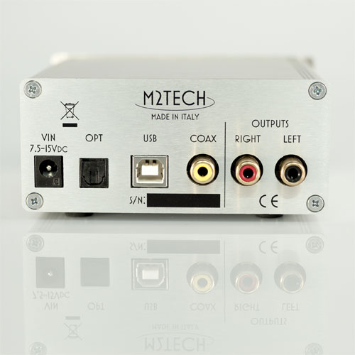 M2TECH Evo DAC Two