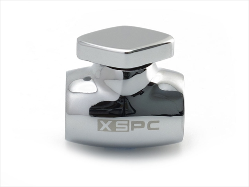 XSPC Ball Valve (Chrome)