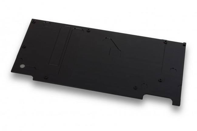 EK WaterBlocks EK-FC1080 GTX TF6 Backplate - Black