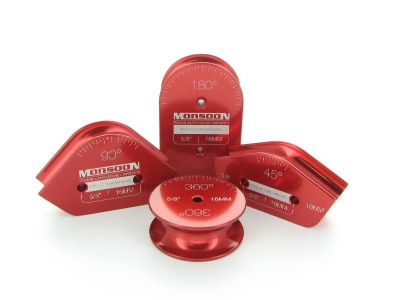 Monsoon Hardline Pro Mandrel Kit 1/2 X 5/8 (16mm)