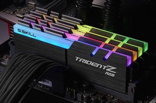 G.SKILL Trident Z RGB Series F4-2400C15Q-32GTZR