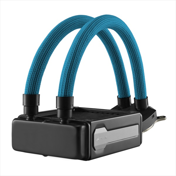 CableMod AIO Sleeving Kit Series 1 for Corsair Hydro Gen 2 - LIGHT BLUE (CM-ASK-S1KLB-R)