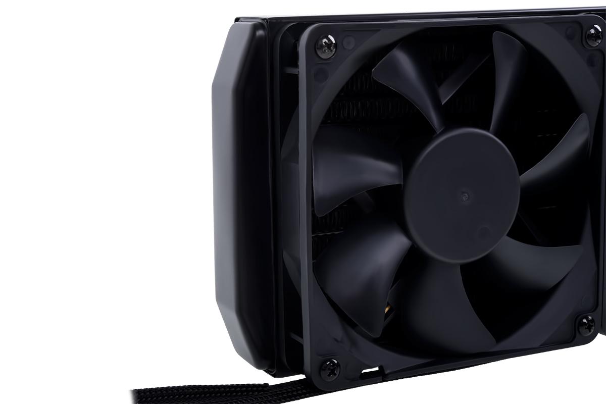 Alphacool Eisbaer 240 CPU - Black