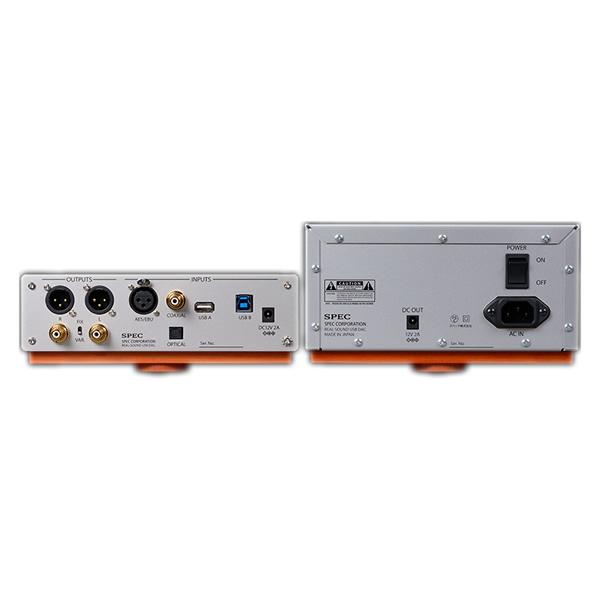 SPEC RMP-DAC1  DAコンバーター