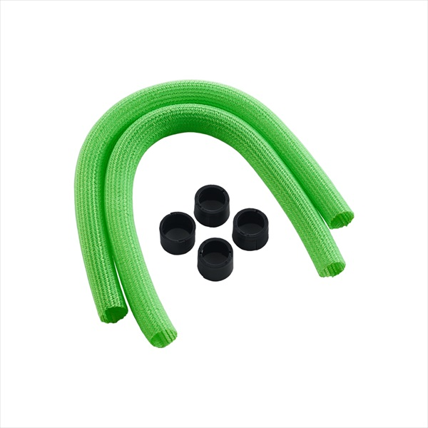 CableMod AIO Sleeving Kit Series 1 for Corsair Hydro Gen 2 - LIGHT GREEN (CM-ASK-S1KLG-R)