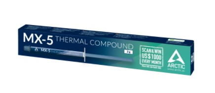 ARCTIC MX-5 Thermal Compound (2g)