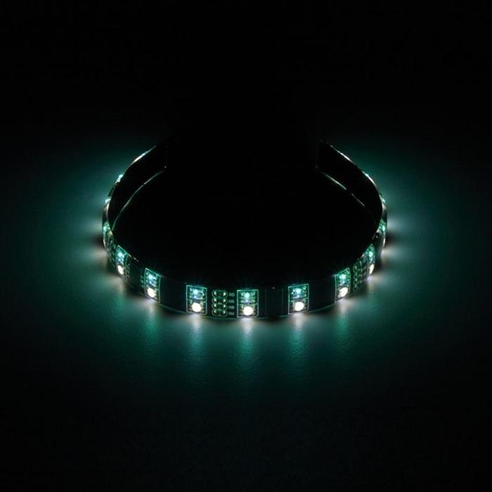 CableMod WideBeam Hybrid LED Strip 30cm - RGB/W (CM-LED-30-D30RGBW-R)