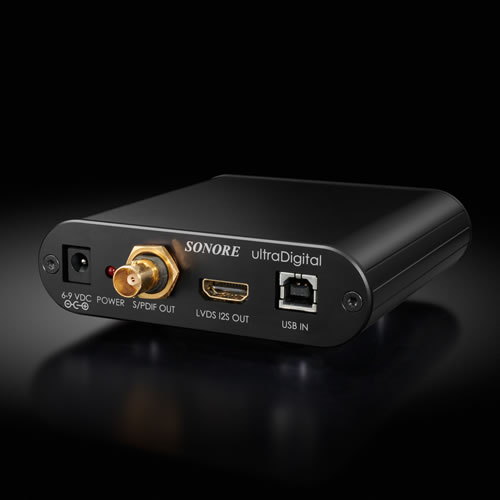 SONORE ultraDigital USB-S/PDIF, I2S DDC