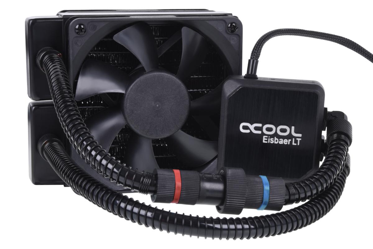 Alphacool Eisbaer LT120 CPU - Black