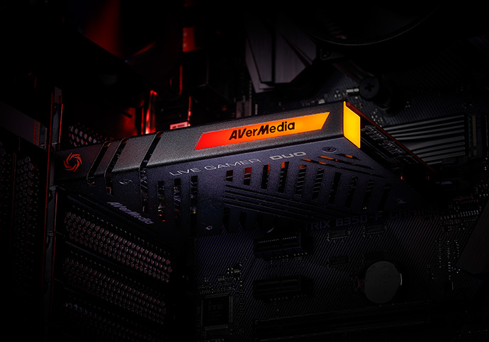 AVerMedia Live Gamer DUO - GC570D
