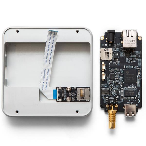 WaversasSystems  WStreamer  roon(RAAT), DLNA対応ネットワークブリッジ
