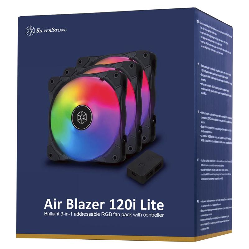 SilverStone Air Blazer 120i Lite