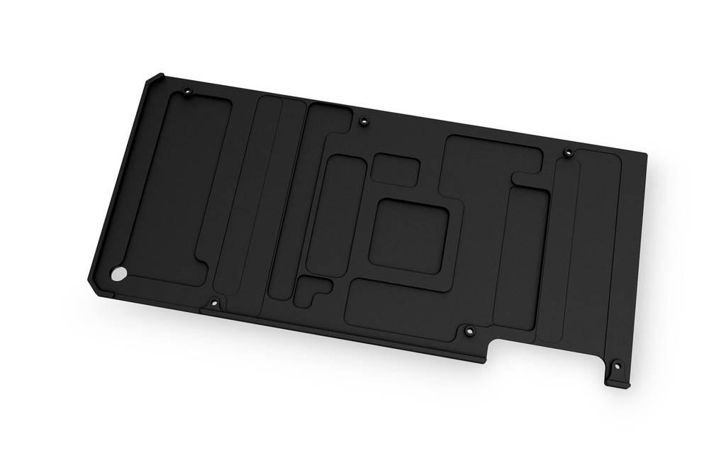 EK WaterBlocks EK-Quantum Vector TUF RTX 3080/3090 Backplate - Black