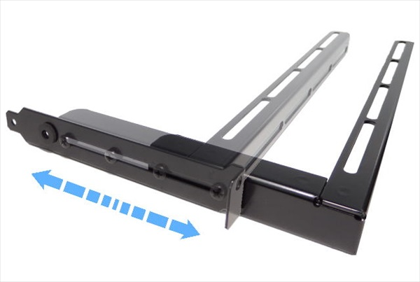 長尾製作所 N-M2S-FSTY M.2 SSD用ファンステイ