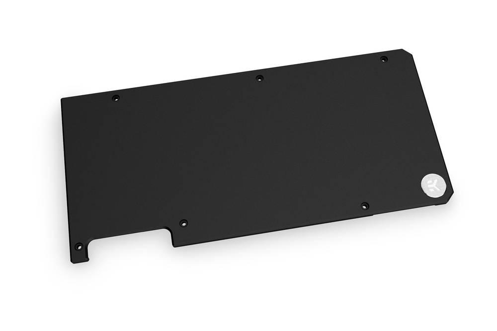 EK WaterBlocks EK-Quantum Vector TUF RTX 3080/3090 Backplate - Nickel