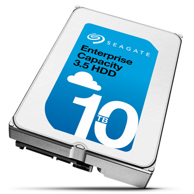 Seagate ST10000NM0086 10TB 512E Enterprise Capacity 3.5 HDD