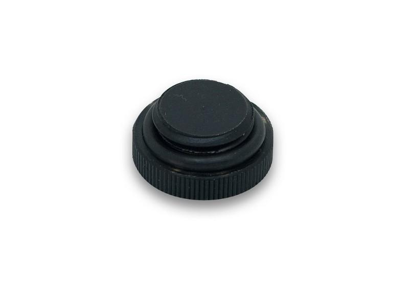 EK Water Blocks EK-CSQ Plug G1/4 (for EK-Badge) - Black