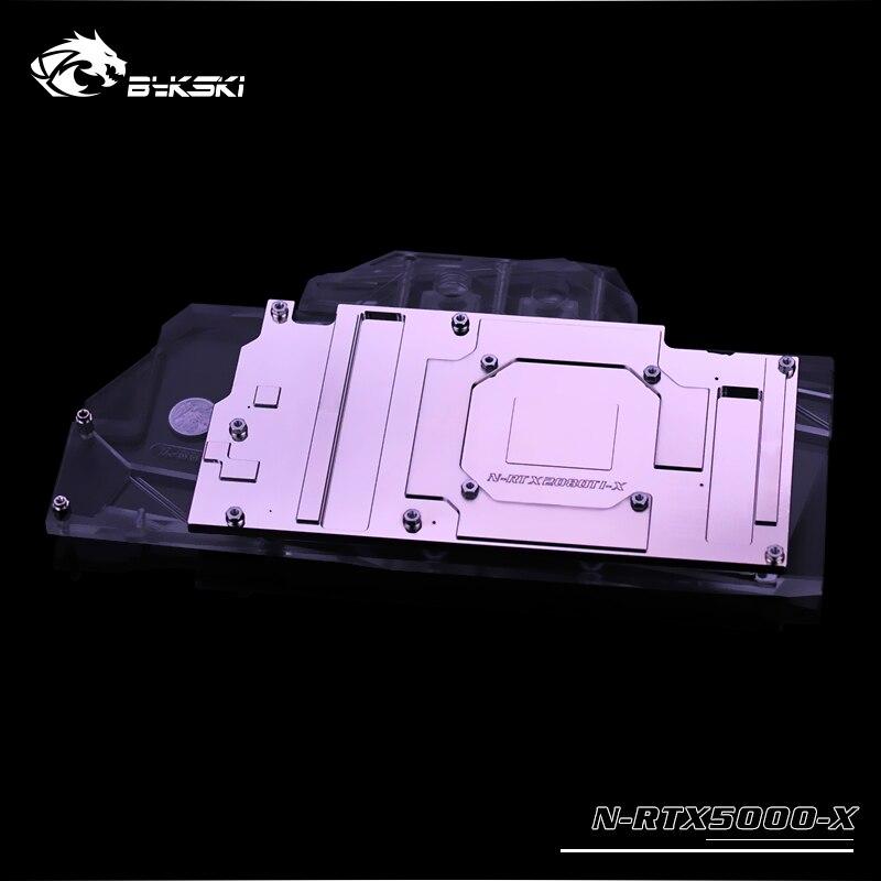 Bykski Quadro RTX 5000/6000/8000 Full Coverage GPU Water Block