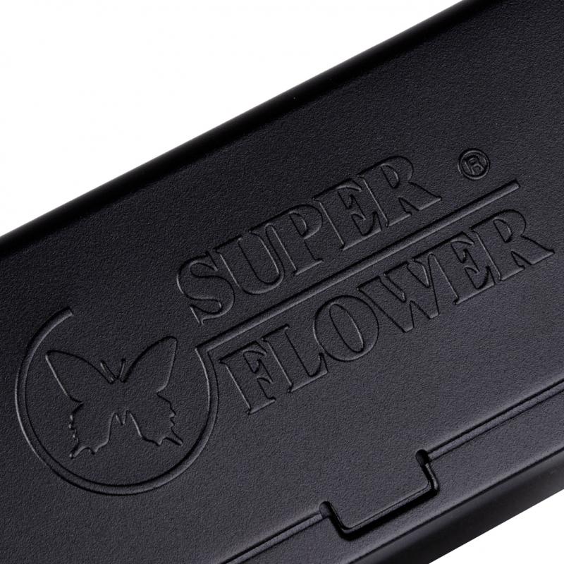 SuperFlower LEADEX PLATINUM SE 1000W Black