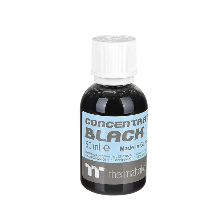 Thermaltake Tt Premium Concentrate Black 50ml 1本 (CL-W163-OS00BL-A-1P)