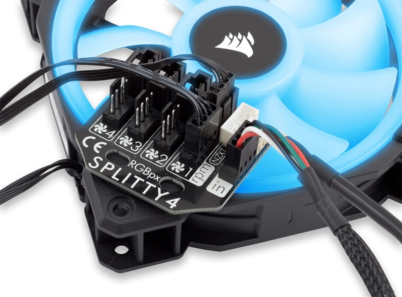 aquacomputer RGBpx Splitty4