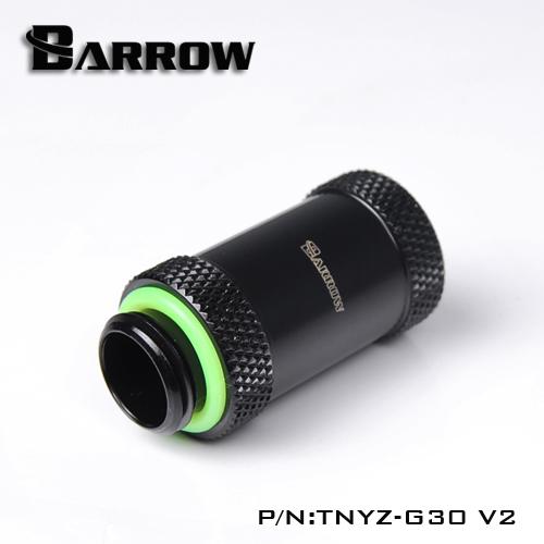 BARROW Male to Female Extender - 30mm Black