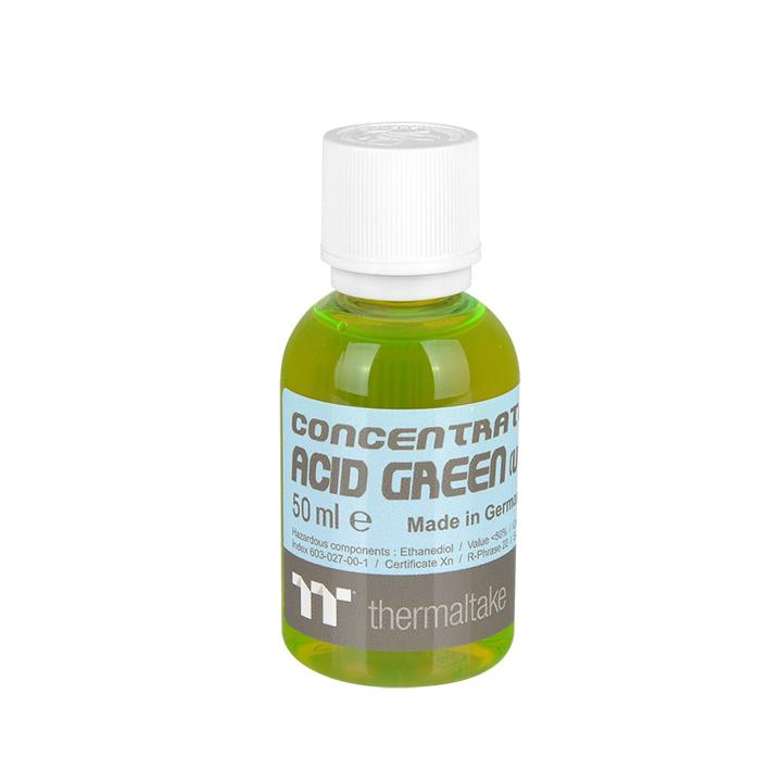 Thermaltake Tt Premium Concentrate Acid Green (UV) 50ml 1本 (CL-W163-OS00AG-A-1P)