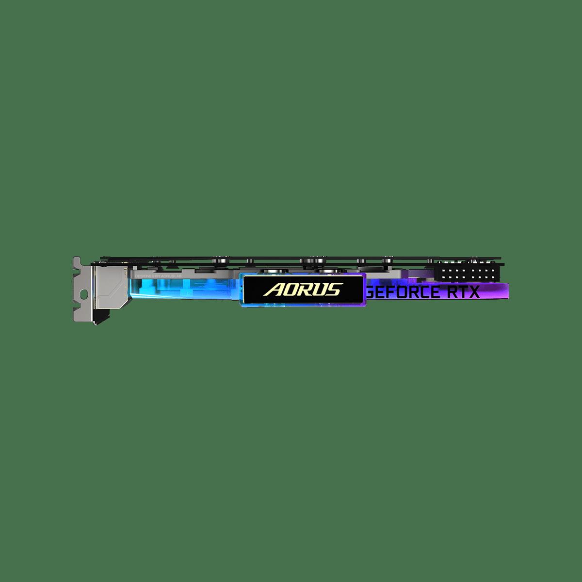 GIGABYTE AORUS GeForce RTX 3080 XTREME WATERFORCE WB 10G