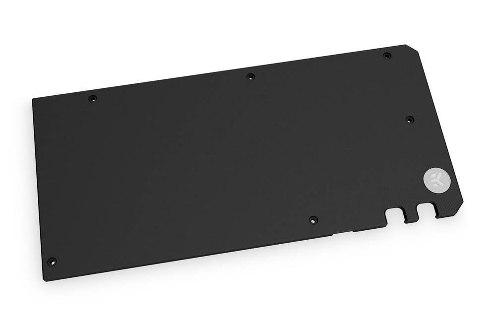 EK WaterBlocks EK-Quantum Vector TUF RTX 3070 Backplate - Black