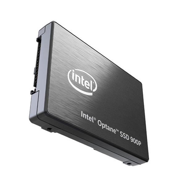 Intel SSDPE21D280GASX1 280GB Optane SSD 900P Series U.2アダプタ付 2.5インチドライブ型