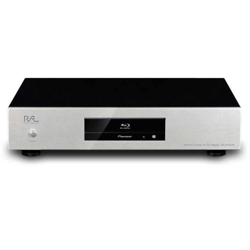 OLIOSPECオリジナルUSB接続プレミアムBDドライブ 「RAL-EC5U3P-S12X」