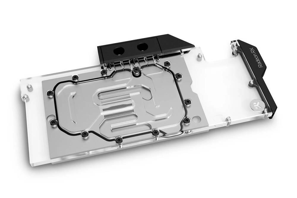 EK WaterBlocks EK-Quantum Vector RX 6800/6900 D-RGB - Nickel + Plexi
