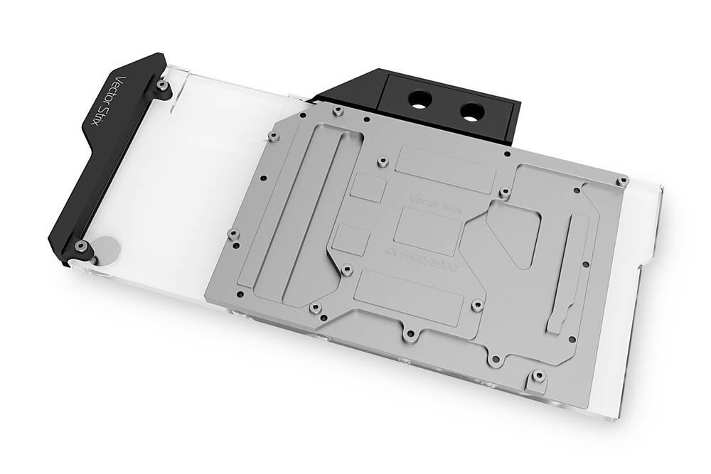 EK WaterBlocks EK-Quantum Vector Strix RX 6800/6900 D-RGB - Nickel + Plexi