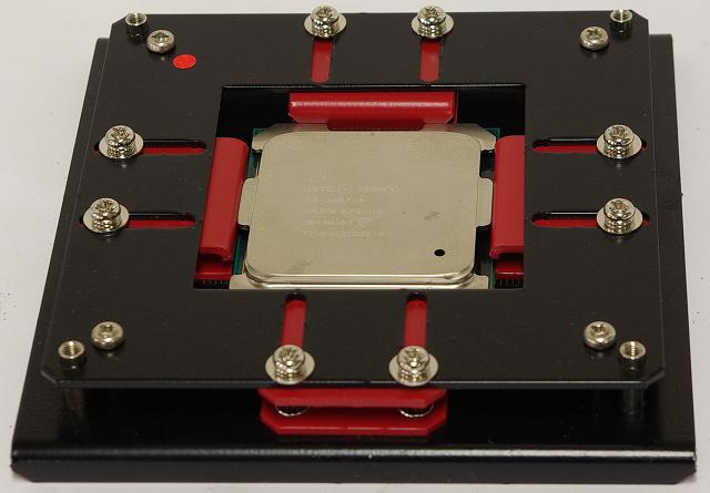 汐見板金 CPU殻割ツール Delid Master