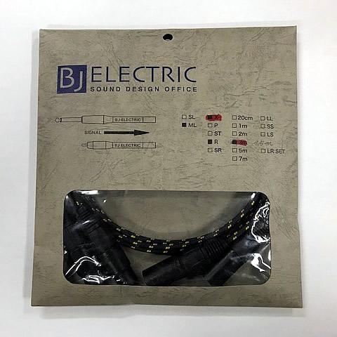 BJ ELECTRIC XLRケーブル
