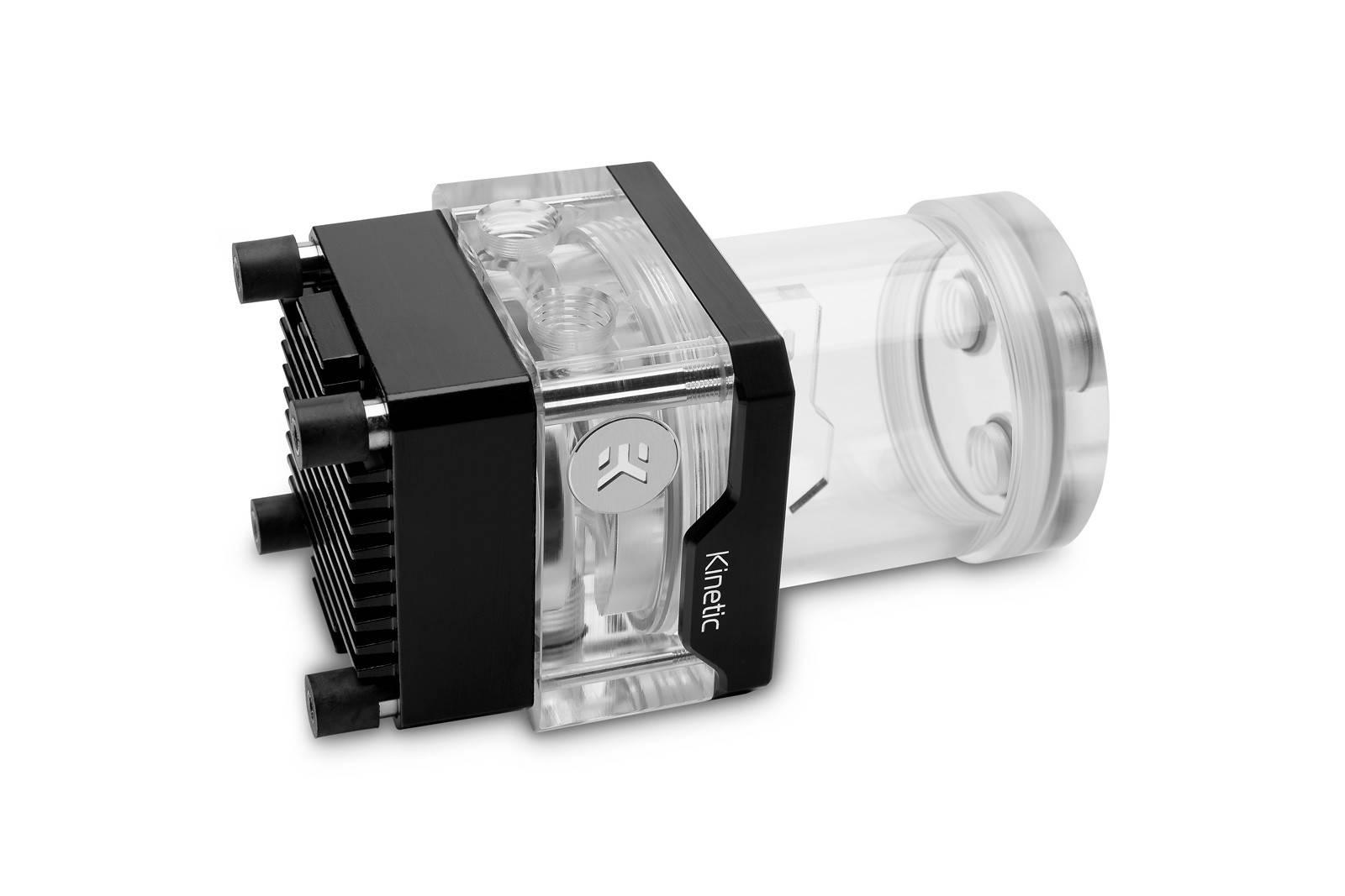 EK WaterBlocks EK-Quantum Kinetic TBE 120 DDC PWM D-RGB - Plexi