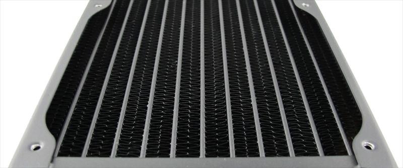 XSPC EX240 Dual Fan Radiator
