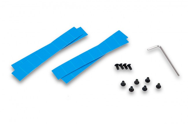 EK WaterBlocks EK-RAM Monarch Module - Nickel (2pcs)