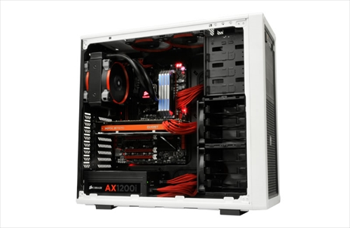 Corsair Individually Sleeved 24pin ATX Type 4 RED (CP-8920136)