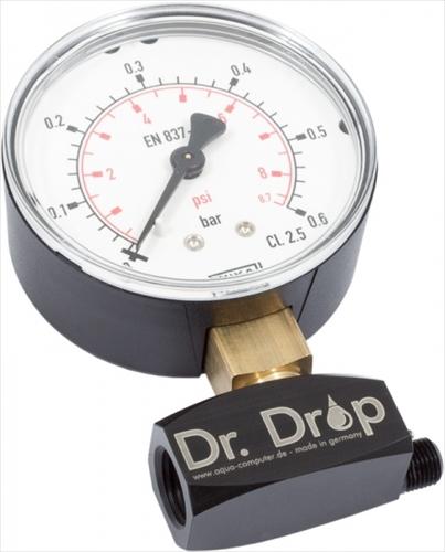 aquacomputer Dr. Drop pressure tester incl. air pump