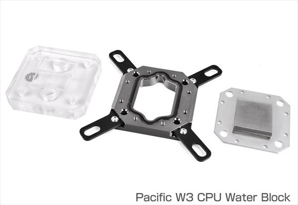 Thermaltake Pacific W3 CPU Water Block (CL-W095-CU00TR-A)