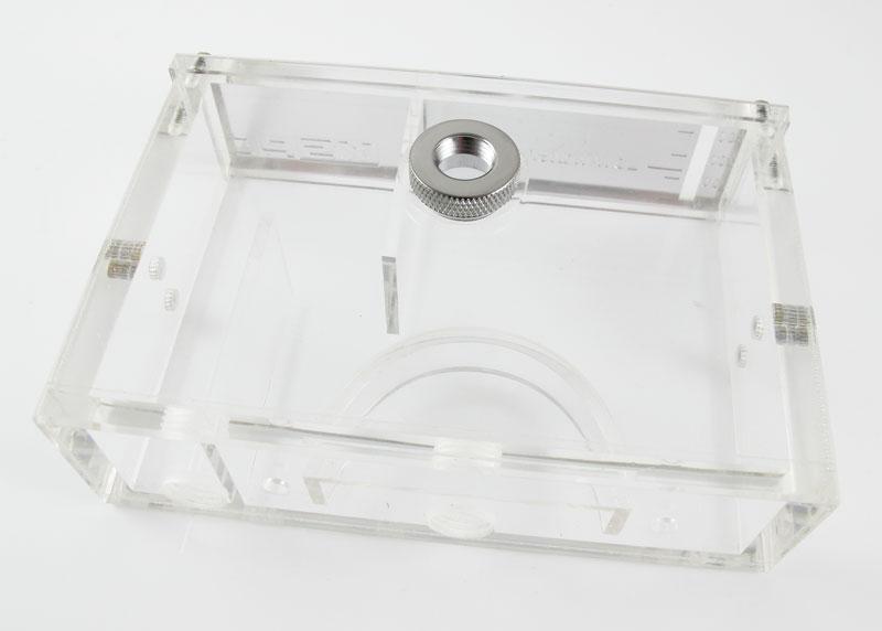 XSPC M20 to G1/4″ Fillcap Adapter (Chrome)