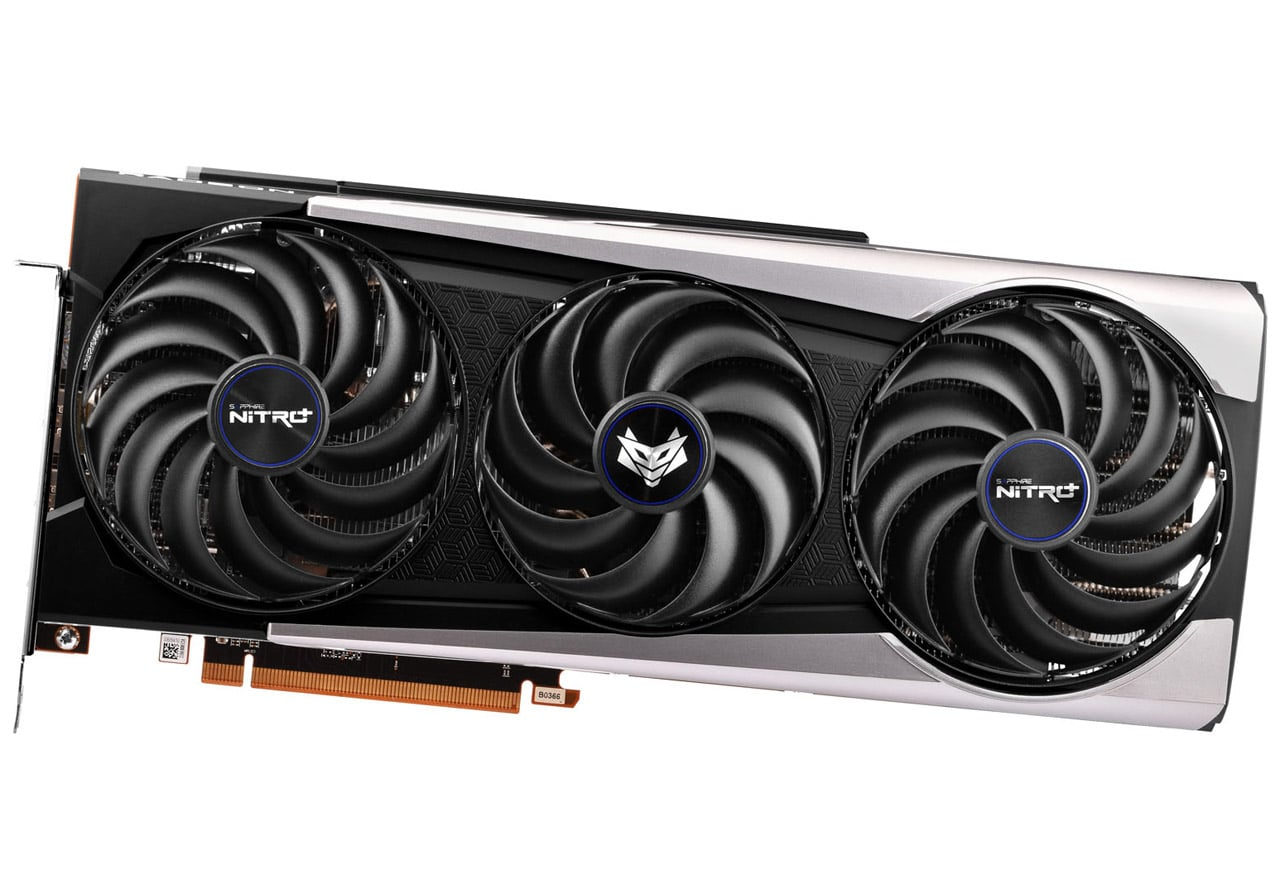 SAPPHIRE NITRO+ Radeon RX 6900 XT OC 16G GDDR6