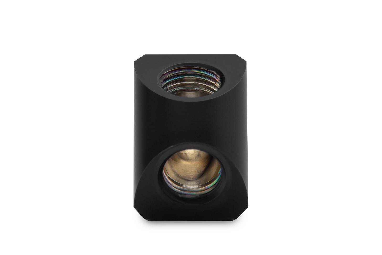 EK WaterBlocks EK-Quantum Torque Static FF 90° - Black