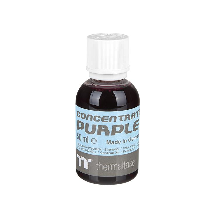 Thermaltake Tt Premium Concentrate Purple 50ml 1本 (CL-W163-OS00PL-A-1P)