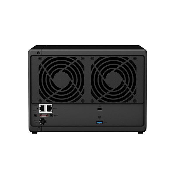Synology DiskStation DS1019+ 3.5インチHDD5台搭載可能